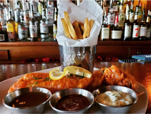 Friday Fish Fry Cleveland